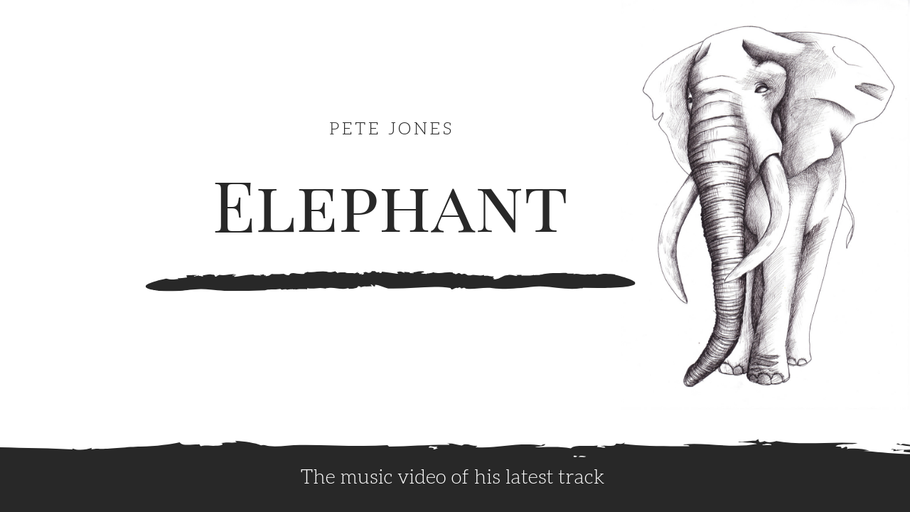 Elephant Official Music video out now.